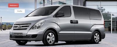 Harga Hyundai Starex Mover