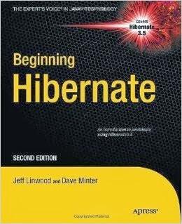 java - What is the best eBook for a Hibernate beginner ...