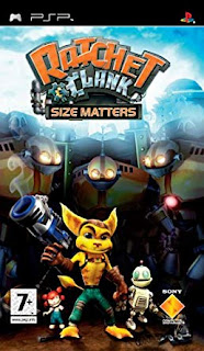 Cheat Ratchet & Clank: Size Matters! PSP PPSSPP