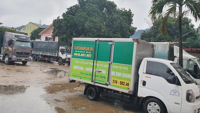 xe tải nghệ an - tp hcm