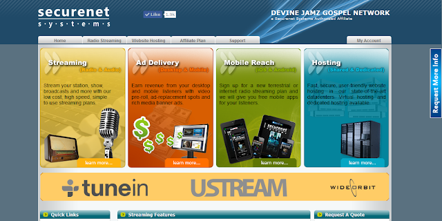 Radio Streaming Services Provider | Start Streaming Your Live Broadcast Today!