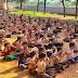 प्रधानमंत्री मोदी के मूवमेन्ट के तहत विद्यार्थियों को बताये स्वास्थ्य टिप्स
