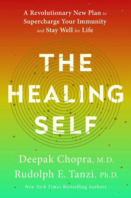 The Healing Self by Deepak Chopra and Rudolph E. Tanzi Book