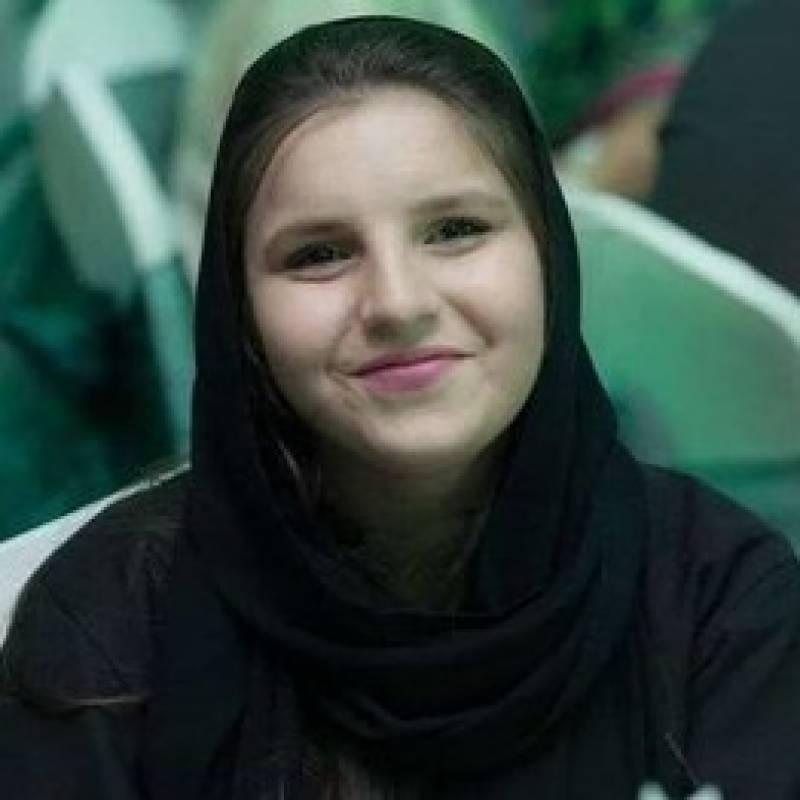 shahid afridi daughter pics