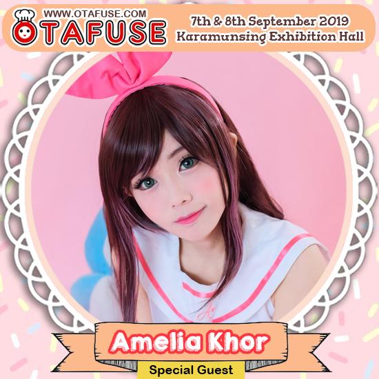 Special Guest - Amelia Khor