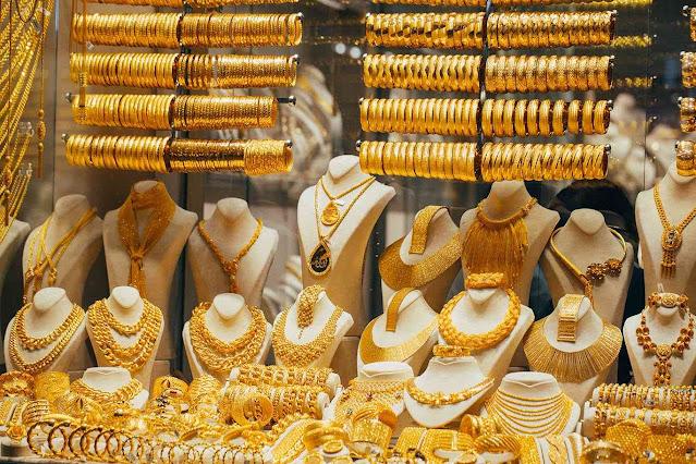 أسعار الذهب فى لبنان اليوم السبت 9/1/2021 وسعر غرام الذهب اليوم فى السوق المحلى والسوق السوداء