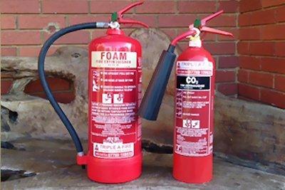 MEDIDAS GENERALES DE SEGURIDAD contra incendio