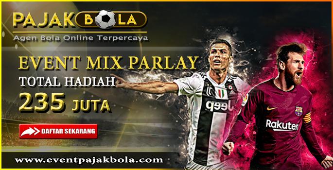 Event PajakBola - Total Hadiah IDR 235 Juta