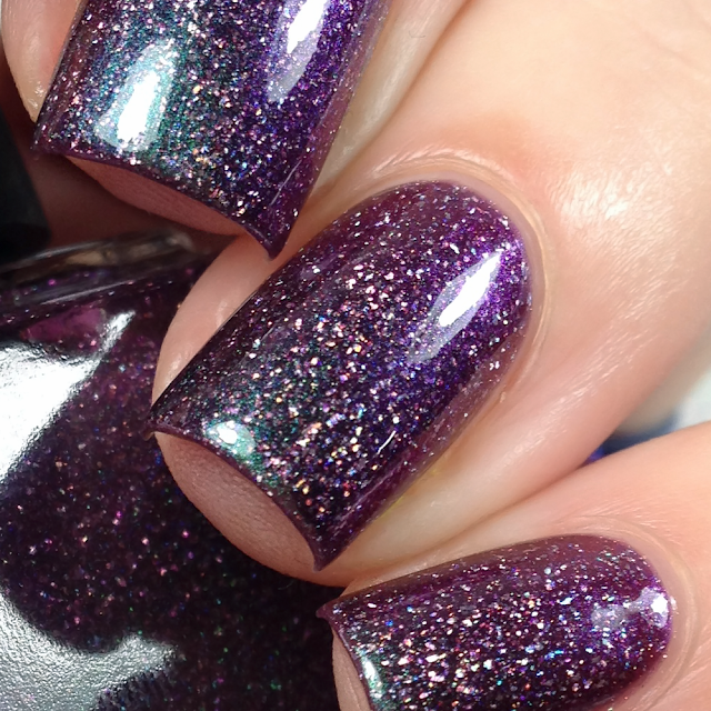Night Owl Lacquer-Star Gazing