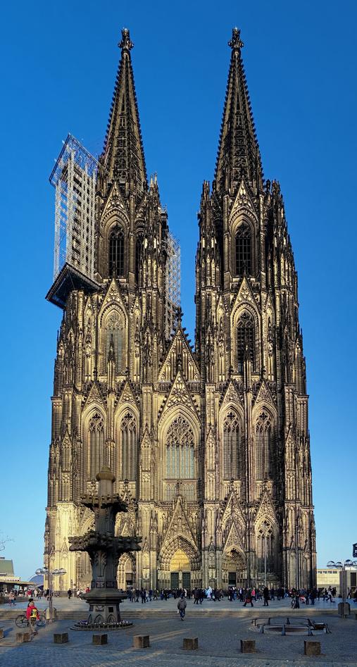 Khristianós: Igrejas de Arquitetura Gótica