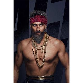 Bachchan Pandey Movie Poster