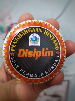 penghargaan disiplin