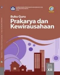 Buku Prakarya Guru Kelas 12 k13 2018