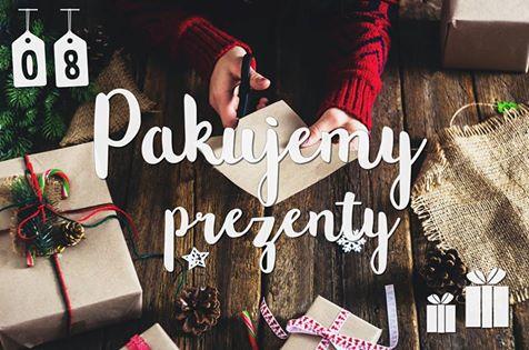 pakujemy prezenty / blogmas 2016