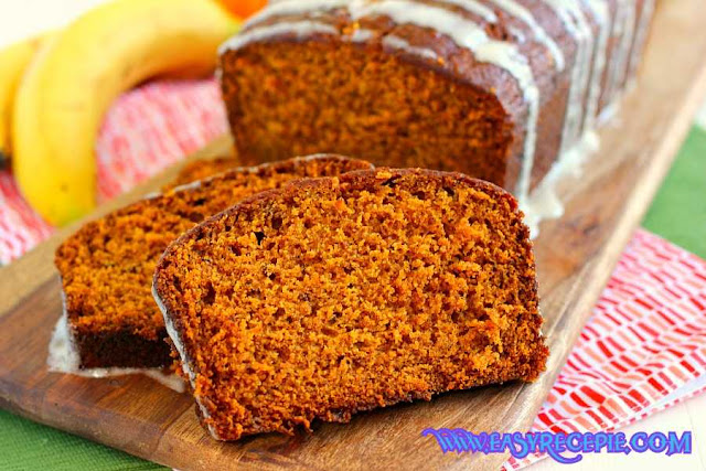 Easy and Soft Pumpkin Bread Recipe at Home