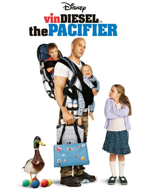 THE PACIFIER (2005) TAMIL DUBBED HD