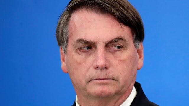 """Bolsonaro pide frenar el clima de """"histeria"""" en Brasil ante el coronavirus porque la economía está paralizada"""