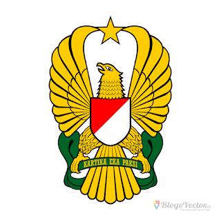 TNI Angkatan Darat Logo vector (.cdr)