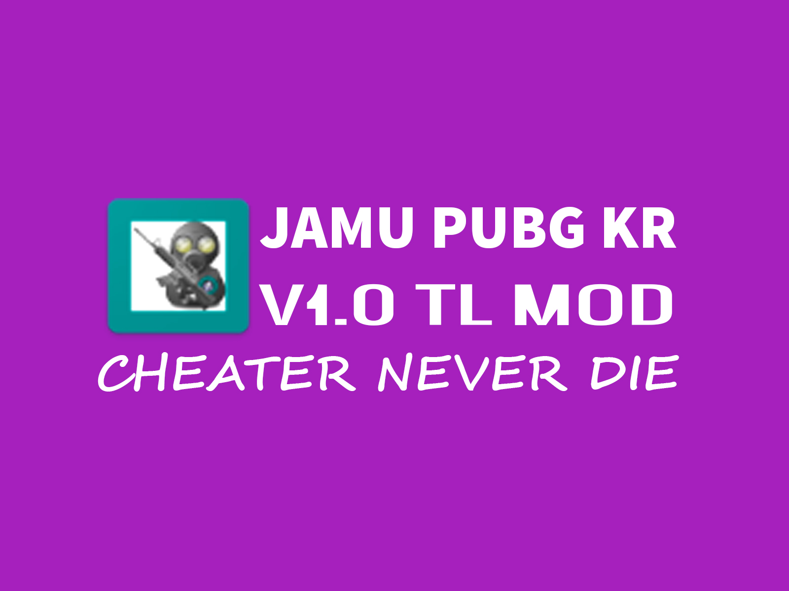 Jamu PUBG KR