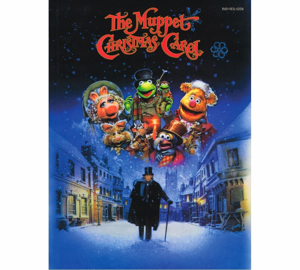 A Muppet Christmas Carol: Spunk On A Stick's Tips: December 2013