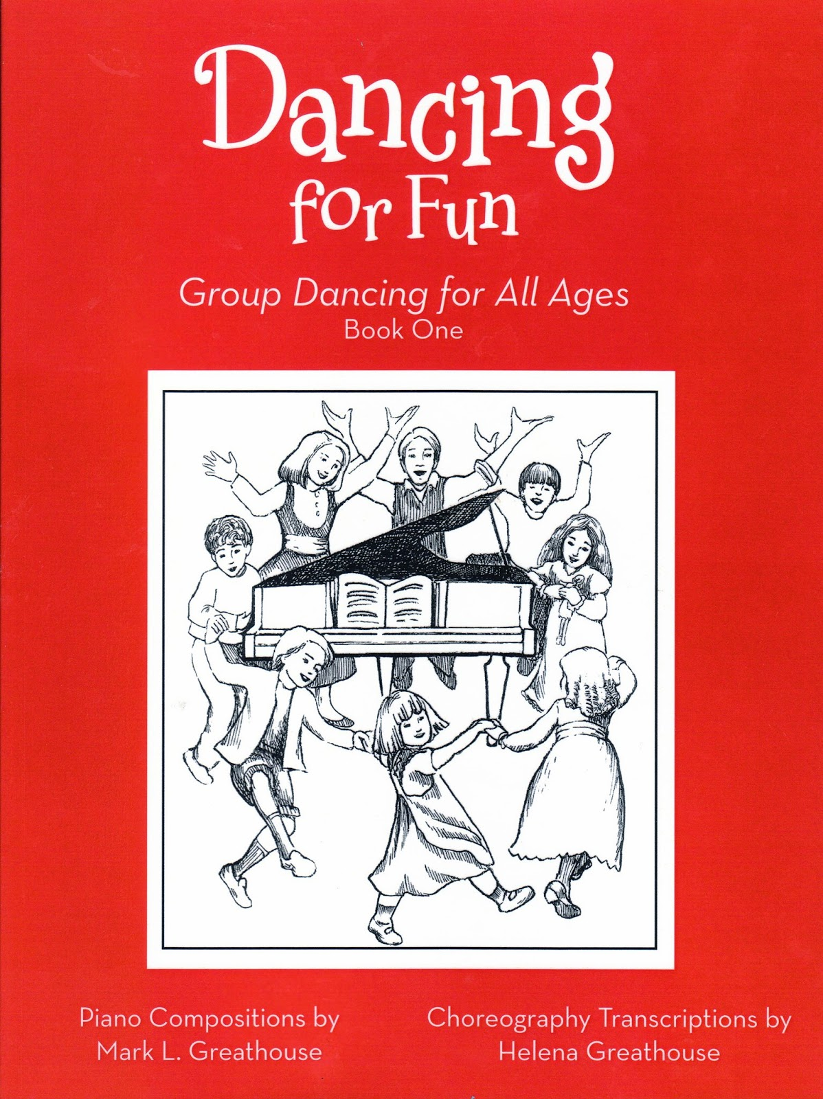 Dancing for Fun Book I  (interview)