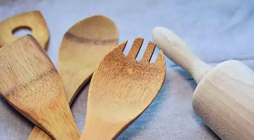 10 Must-Have Kitchen Appliances, Wooden Spoon