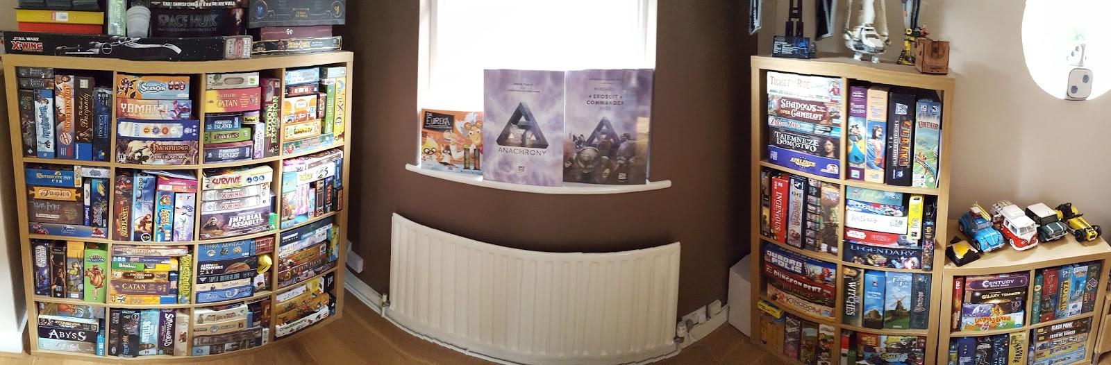 Awe Inspiring The Game Shelf Our Sagging Game Shelves Download Free Architecture Designs Scobabritishbridgeorg