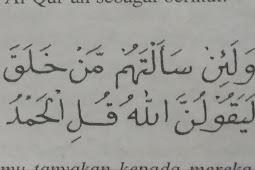 10 sifat Allah dalam Asmaul Husna beserta artinya