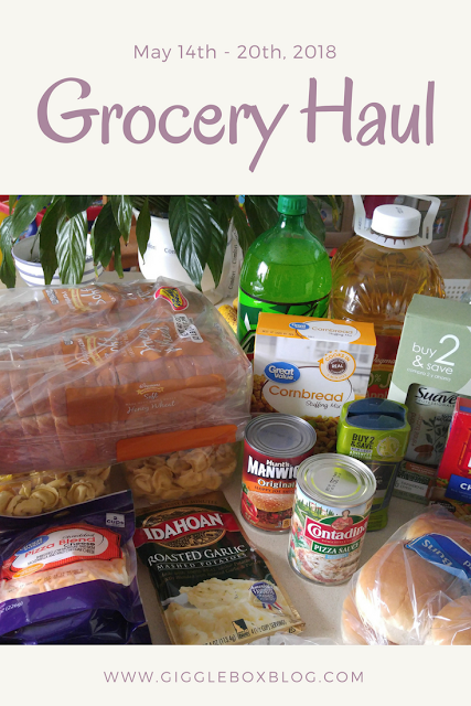 grocery shopping breakdown, grocery shopping on a budget, grocery shopping with a $100 weekly budget, grocery haul breakdown,