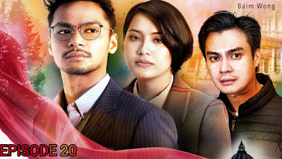 Tonton Drama Bukan Cinta Aku Episod 20 (Akhir)