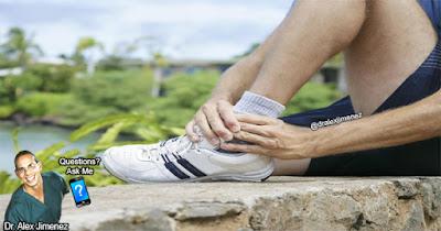 Posterior Tibial Tendon Injury - El Paso Chiropractor