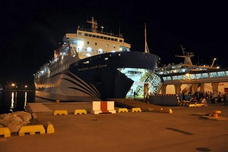 """إغلاق ميناء """"سيت"""" الفرنسي يؤجل عودة مغاربة إلى أرض الوطن"""