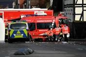 penabrak karnaval yang lukai 60 orang dicari Polisi Jerman
