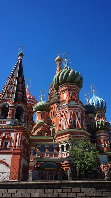 Изображение Храма Василия Блаженного - символа России