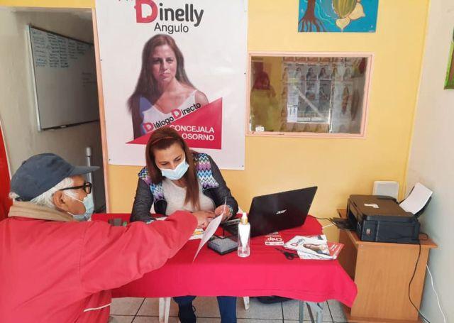 Oficina Dinelly Angulo Garcés