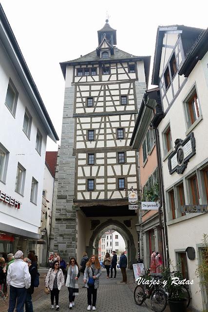 Torre Schnetztor, Constanza
