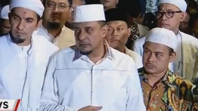 GNPF Ulama Belum Tentukan Sikap Dukung Prabowo-Sandiaga