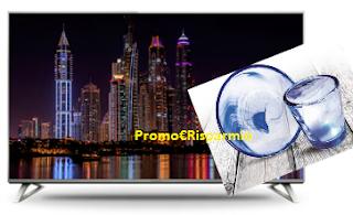 Logo Concorso ''Utili&Belli'': con due punti ricevi un regalo sicuro e vinci Smart TV Panasonic 50''
