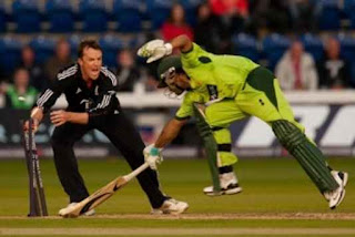 England vs Pakistan 2nd T20I 2010 Highlights