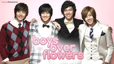 boys before flowers drama remake manga lee min ho