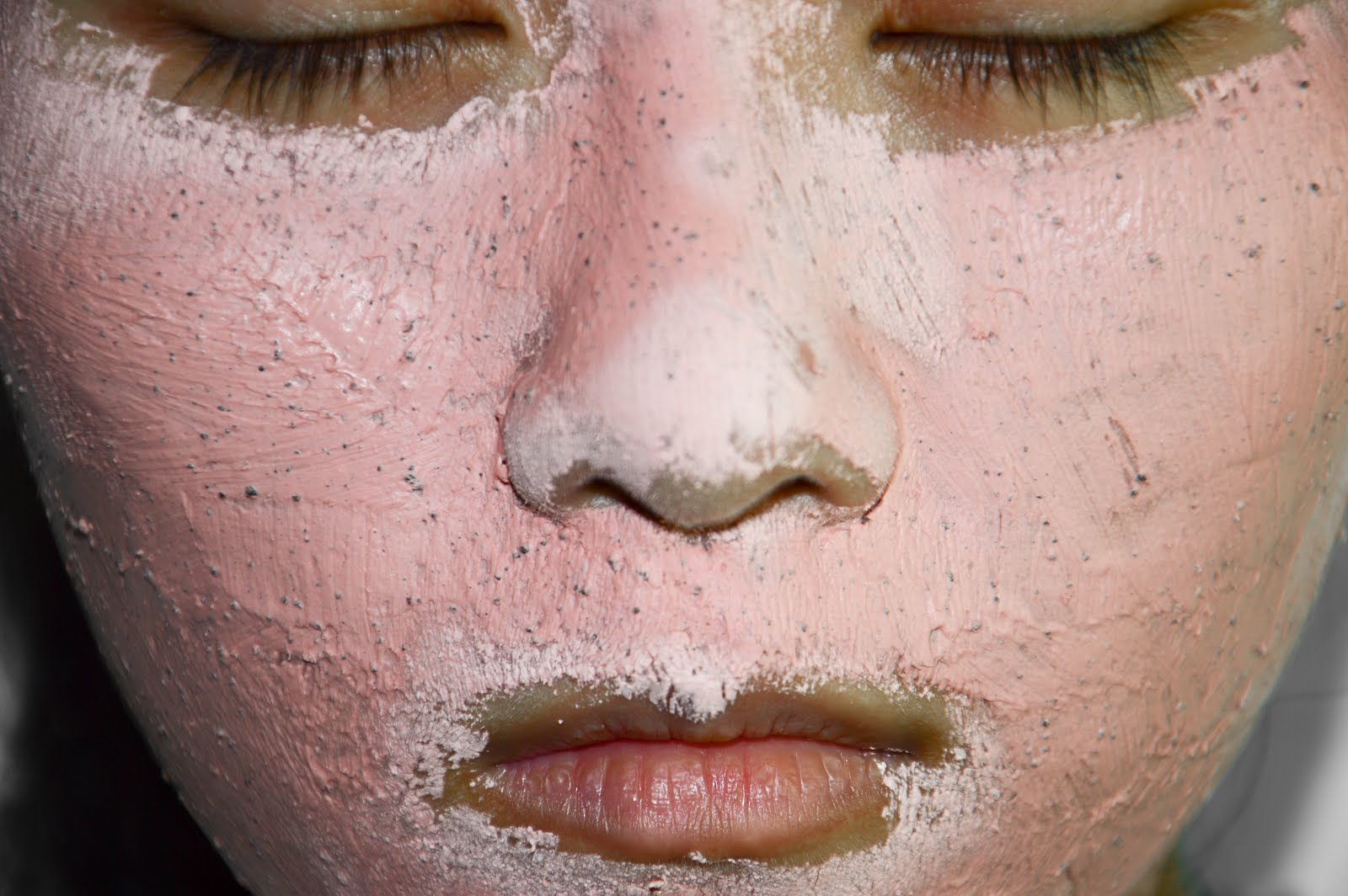 pink clay mask review
