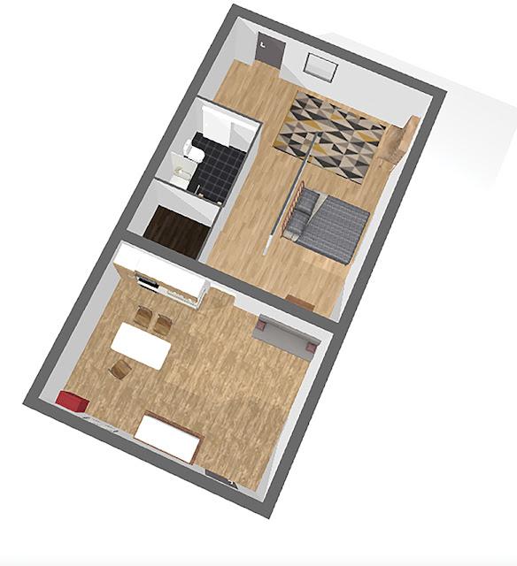 L'appartement Tanit-Ishtar