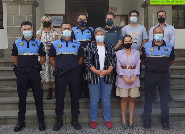 Dos nuevos Policías Locales toman posesión de sus cargos en el Ayuntamiento de Los Llanos de Aridane