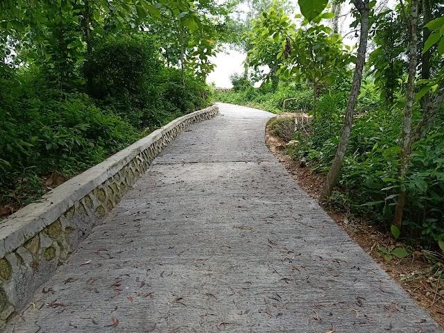 Pembangunan Jalan Rabat Beton Dusun Duko