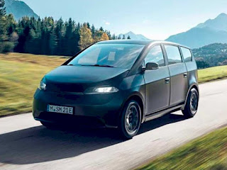 Sion, Mobil Listrik dengan Panel Surya Buatan Sono Motors