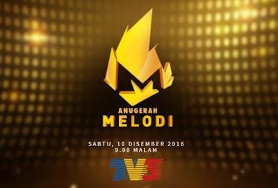 Keputusan Anugerah Melodi 2016