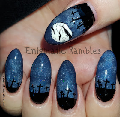 Enigmatic Rambles Halloween Nails 2019 Round Up
