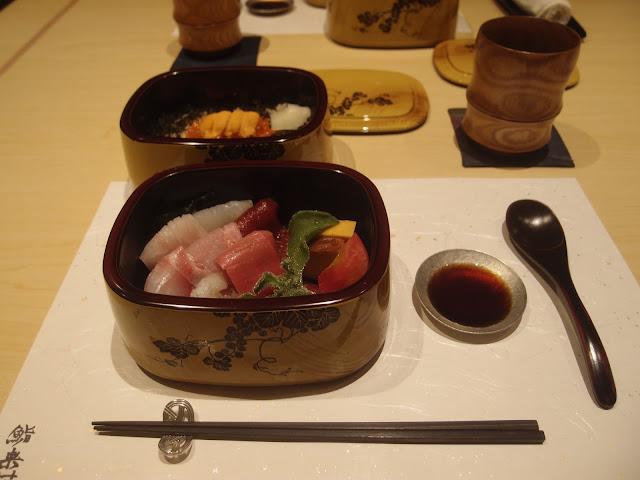 Sushi Kimura Chirashi