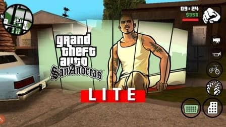 Download GTA SA Lite APK Data Android