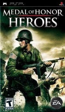 Medal Of Honor Heroes PSP ISO PPSSPP For Android